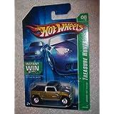 2006 Treasure Hunt #8 Hummer H3 T Concept #2006 46 Collectible Collector Car Mattel Hot Wheels