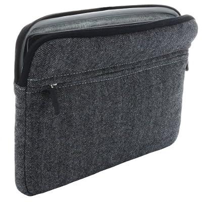 XiRRiX Hülle Tasche Etui Sleeve aus Baumwolle mit Reißverschluss für Tablet PC