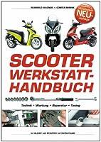 Scooter Werkstatt-Handbuch - Technik, Wa...