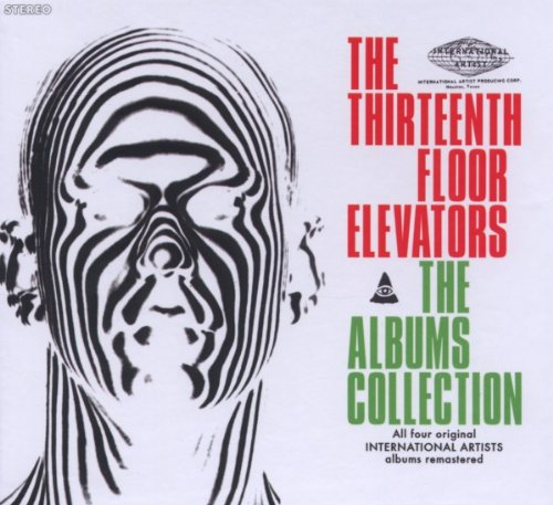 The Thirteenth Floor Elevators – The Albums Collection (2011) (4CD Box Set) [FLAC]