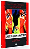 echange, troc Collection Mario Bava : La fille qui en savait trop