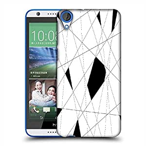 Snoogg Creativity Takes Courage Designer Protective Phone Back Case Cover For HTC Desire 820