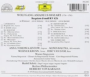 Mozart: Requiem by Deutsche Grammophon