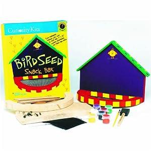 Birdseed Snack Bar