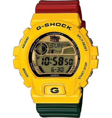 G-Shock: In4mation X G-Shock Watch (GLX-6900XA-9CR)