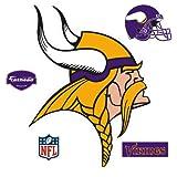 Minnesota Vikings Logo Wall Decal