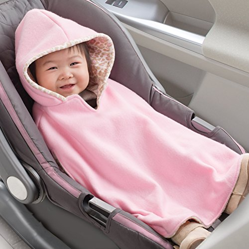 Fleece Coat Car Seat