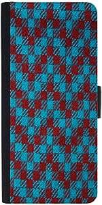 Snoogg Zig Zag Design 2375 Designer Protective Back Case Cover For Asus Zenfo...