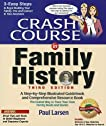 Crash Course in Family History