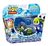 Toy Story Color Splash Buddies Action Hero Buzz Lightyear and Cuddles 2-Pack