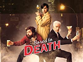 Bored to Death Season 2