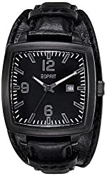 Esprit Analog Black Dial Mens Watch - ES105021003