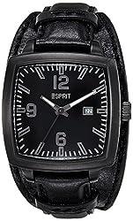Esprit Analog Black Dial Mens Watch - ES105021003