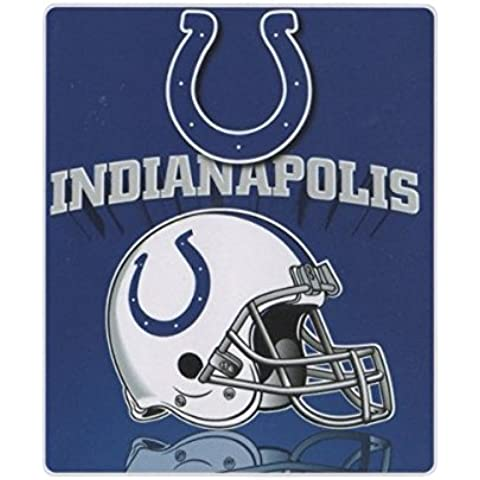 wholesale dealer 9f8fc e70d3 Amazon.com : Indianapolis Colts Andrew Luck Blue On-field ...