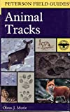 img - for A Field Guide to Animal Tracks: The Peterson Field Guide Series book / textbook / text book