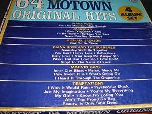 THE GREATEST 64 MOTOWN ORIGINAL Hits