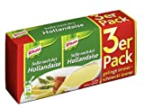 Knorr Soße nach Art Hollandaise