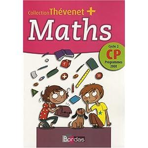Maths CP : Programmes 2008