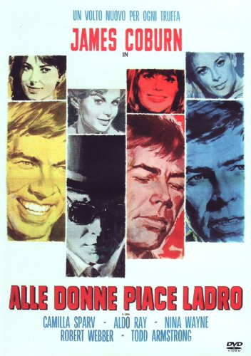 Alle donne piace ladro [IT Import]