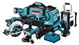 Makita LXT702 18-Volt LXT Lithium-Ion Cordless 7-Piece Combo Kit