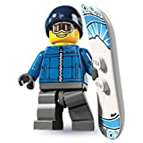 LEGO Snowboarder Guy 8805 Series 5 Minifigure (PreOrder)