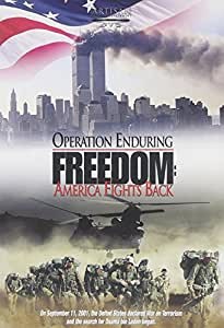 Operation Enduring Freedom: America Fights Back
