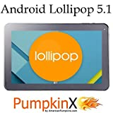 "10.1"" 32GB Octa-Core A83T Android Lollipop 5.1 Tablet PC, 1GB RAM, 8-Core GPU, HD 1024x600, Dual Camera 2MP, Dual Speakers, HDMI, Wifi, Bluetooth, Google Play - AmericanPumpkins"