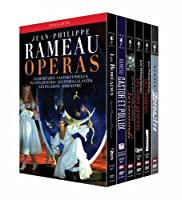Rameau Operas Boxed Set from BBC / Opus Arte