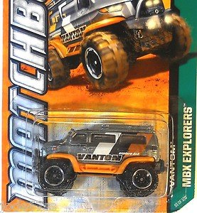 Matchbox Mbx Explorers Vantom 91 of 120 2012 - 1