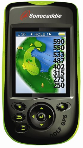 Sonocaddie V300 Golf GPS