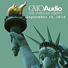 CatoAudio, September 2014  by Caleb Brown Narrated by Caleb Brown