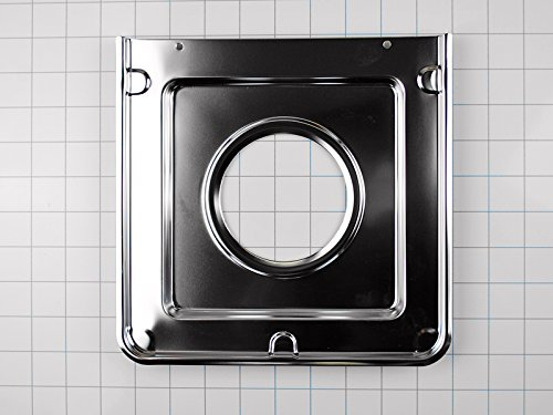 Frigidaire 316011403 Drip Pan (Chrome) back-131858