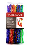 Farberware Drink Stirrers, 1-Pack (25 Drink Stirrers in Total)