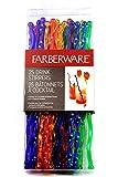 Farberware Drink Stirrers, 2-Pack (50 Drink Stirrers in Total)