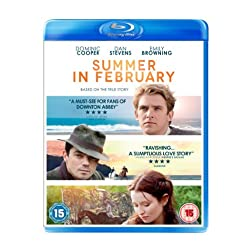 Summer in February-Blu Ray [Blu-ray]