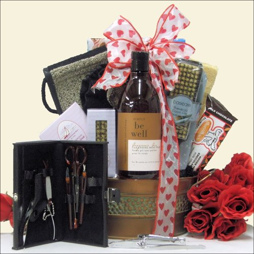 Valentines gift baskets for men infobarrel Valentines day ideas for men
