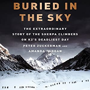 Buried in the Sky Audiobook