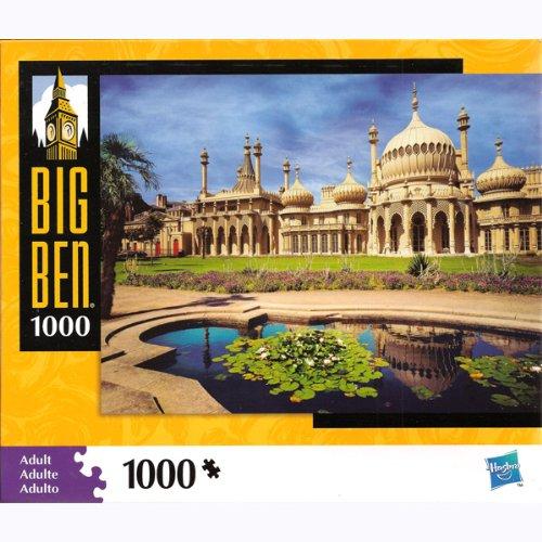 Cheap Hasbro Big Ben Jigsaw Puzzle: Brighton, East Sussex, England (B003ZJJ9D2)