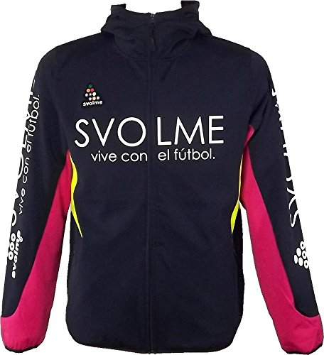 [スボルメ]SVOLME トレーニングスーツパーカー 153-54904 Lサイズ ネイビー