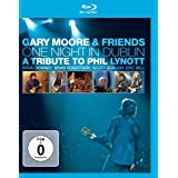 "Gary Moore & Friends - One Night in Dublin/A Tribute to Phil Lynott [Blu-ray]von ""Gary Moore"""