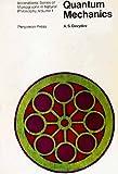 img - for Quantum Mechanics book / textbook / text book
