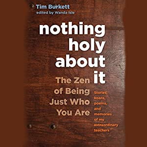 Nothing Holy About It Audiobook