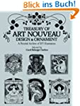 Treasury of Art Nouveau Design & Orna...