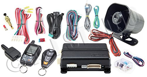 Viper 5305V 2 Way LCD Vehicle Car Alarm Keyless Entry Remorte Start System (Remote Start And Keyless Entry compare prices)