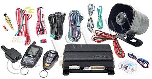 VIPER-5305V-2-WAY-LCD-VEHICLE-CAR-ALARM-KEYLESS-ENTRY-REMOTE-START-SYSTEM