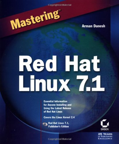 Mastering Red Hat Linux 7