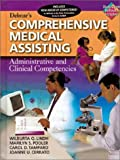 img - for Delmar's Comprehensive Medical Assisting: Administrative and Clinical Competencies by Wilburta Q. Lindh (1997-03-03) book / textbook / text book