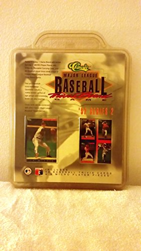 Classic Major League Baseball Trivia Board Game '92 Series.2
