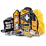 LIFE GEAR (LIFE+GEAR) SURVIVAL BACKPACKS: (two individual backpacks for 2 people) 3 PLUS DAYS OF FOOD & WATER INCLUDED! EMERGENCY SURVIVAL BACKPACKS WITH WINGS OF LIFE!