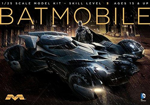 バットマン vs スーパーマン ジャスティスの誕生 1/25 バットモービル プラモデル